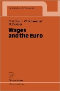 Wages and the Euro (ISBN : 9783790811995)