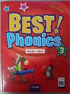 Best Phonics. 3: Long Vowels(Teacher's Book)