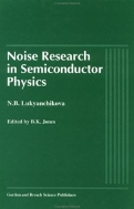 Noise Research in Semiconductor Physics  (ISBN : 9789056990060)