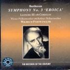 SYMPHONY NO.3 EROICA/ WILHELM FURTWANGLER [베토벤 교향곡 3번 에로이카 - 푸르트뱅글러] [수입] 새것같은 개봉