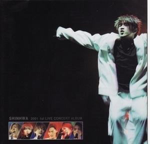 신화 (Shinhwa) / 2001 1st Live Concert (First Mythology) (2CD/하드커버없음)