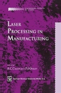 Laser Processing in Manufacturing (ISBN : 9789401046855)