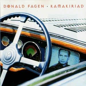 [수입] Donald Fagen - Kamakiriad
