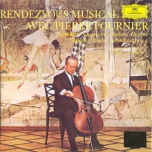 Pierre Fournier / 피에르 푸르니에와의 음악적 만남 (2CD/DG3992)