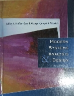 Modern Systems Analysys & Design( 2nd Edition )