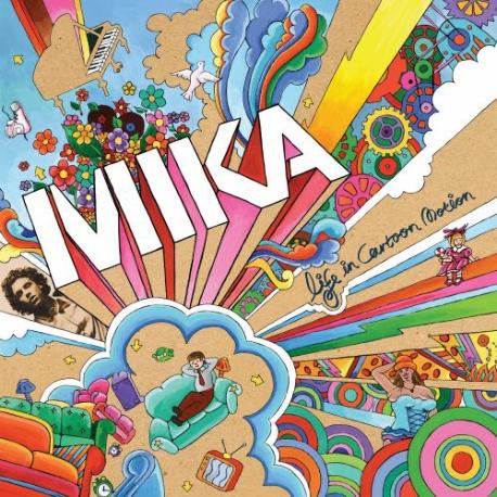 [수입] MIKA - Life In Cartoon Motion
