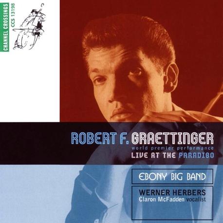 Robert F. Graettinger Live At The Paradiso
