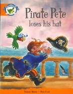 PIRATE PETE LOSES HIS HAT (FANTASY WORLD)