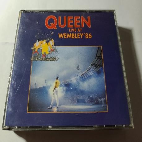 Queen - Live at Wembley '86
