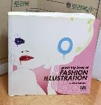 Great Big Book of Fashion Illustration (Paperback)            =테두리 희미한 변색,표지 약간의 중고감외 내부 깨끗/실사진 참고하세요