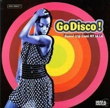 [미개봉] V.A. / Go Disco! Dance Trip From Ny To La (Digipack/수입/미개봉)