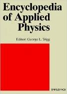 Encyclopedia of Applied Physics, Vol. 16 : Raman Spectroscopy Instrumentation to Schottky Barriers (ISBN:9783527281381)