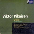 [미개봉] Viktor Pikaisen / Brahms, Sarasate, Wieniawsky (YCC0068)