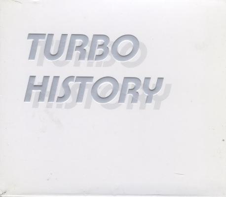 Turbo(터보) / History Ballade Mega-Mix (미개봉)