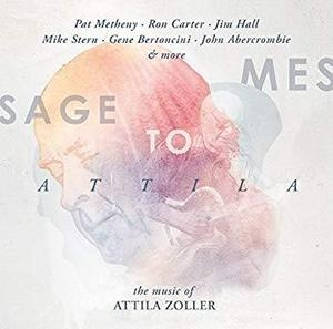 Pat Metheny,~ / Message To Attila - The Music Of Attila Zolle (수입)