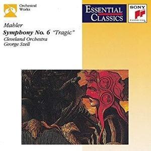 George Szell / 말러 : 교향곡 6번 '비극적' (CCK7919)