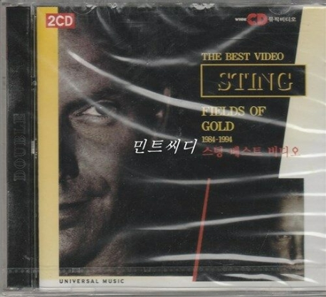 [VCD] Sting ?? Fields Of Gold: The Best Of Sting