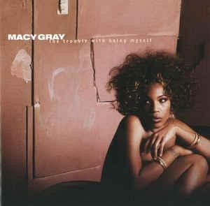 [수입/미개봉] Macy Gray - The Trouble With Being Myself
