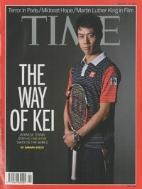 Time Asia (주간 아시아판): 2015년 01월 19일 #