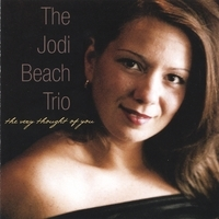 [수입] Jodi Beach Trio - The Very Thought of You