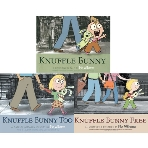 Knuffle Bunny 3 Books SET (3 paperbacks) - <내 토끼 어딨어?> 원서 3종 세트