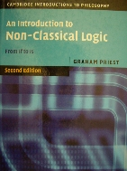 An Introduction to Non-Classical Logic : From If to Is (Hardcover/ 2nd Ed./ Revised)