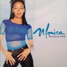 [일본반] Monica - The Boy Is Mine