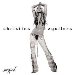 [수입] Christina Aguilera - Stripped