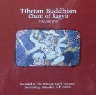 Tibetan Chant (티벳불교예불) 5 - Chant of Kagyu  (카규파 승려들의 예불) * 다람살라 현장 녹음