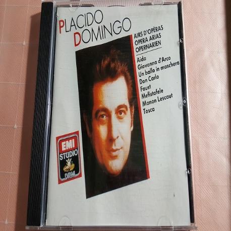 Placido Domingo - Airs d operas Opera Arias Opernarien