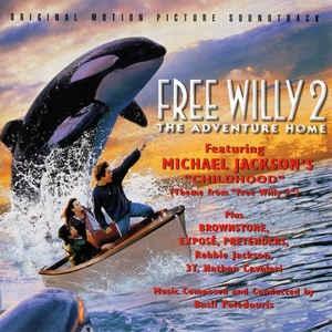 [수입] O.S.T. - Free Willy 2