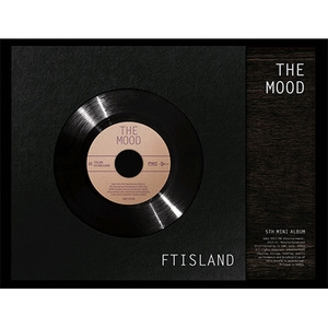 [미개봉] 에프티 아일랜드 (FT Island) / The Mood (5th Mini Album) (미개봉)