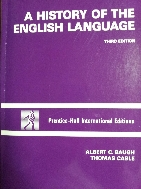 A History of the English Language (3rd)