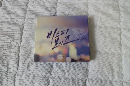 뮤지컬 비스티보이즈 OST [2014] (3CD) 미개봉 새상품, 절판, 디지팩, 3CD