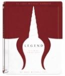 리젠드 (스틸북 300장 한정판) : 블루레이 절판, 미개봉 새상품