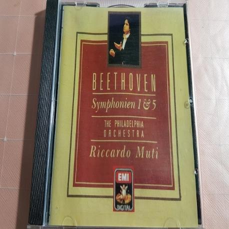 Beethoven - Symphonien No.1 and No.5