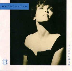[수입] Pat Benatar - True Love [+1 Bonus Track]