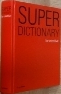 Super Dictionary for creative (Hardcover)