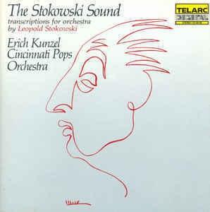 Erich Kunzel / The Stokowski Sound (수입/CD80129)