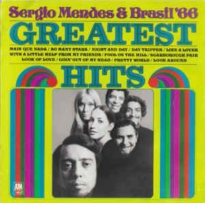 [수입] Sergio Mendes & Brasil 66 - Greatest Hits