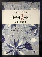 지금이 꽃이다 : 김정자 제2수필집