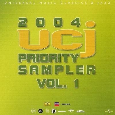 2004 UNIVERSAL MUSIC CLASSICS&JAZZ VOL.1