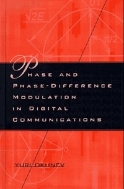 Phase and Phase-Difference Modulation in Digital Communications (ISBN : 9780890069370)