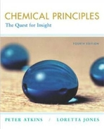 Chemical Principles : The Quest for Insight (Hardcover / 4th Ed. )