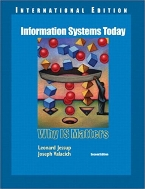 Information Systems Today (2nd Edition/ Paperback)