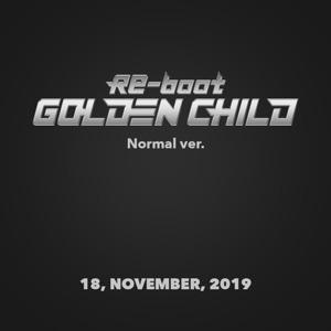 [미개봉] 골든 차일드 (Golden Child) / 1집 - Re-boot (Normal Ver)