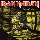 Iron Maiden / Piece Of Mind (수입)