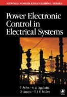 Power Electronic Control in Electrical Systems (ISBN : 9780750651264)