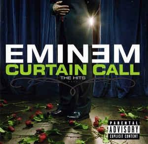 [수입] Eminem - Curtain Call - The Hits [+1 Bonus Track]