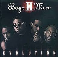 [일본반] Boyz II Men - Evolution